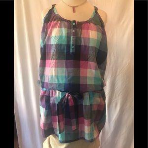 Body glove mini dress